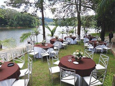 Espaço para eventos Dieters: Capacidade para 250 convidados